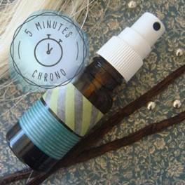 Brume d'eau - Sucre de Vanille